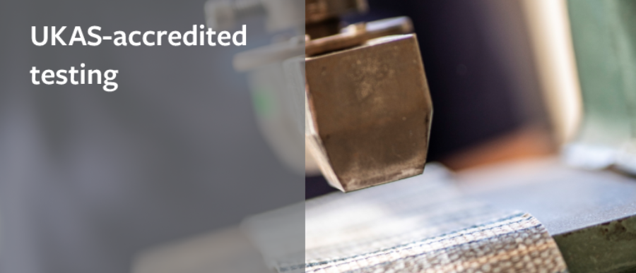 Textiles Ukas Accredited