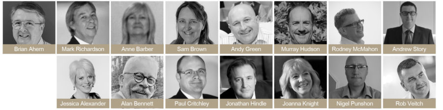 Council members grid April 2021