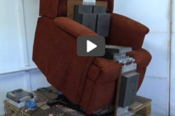 How we test motorised recliners