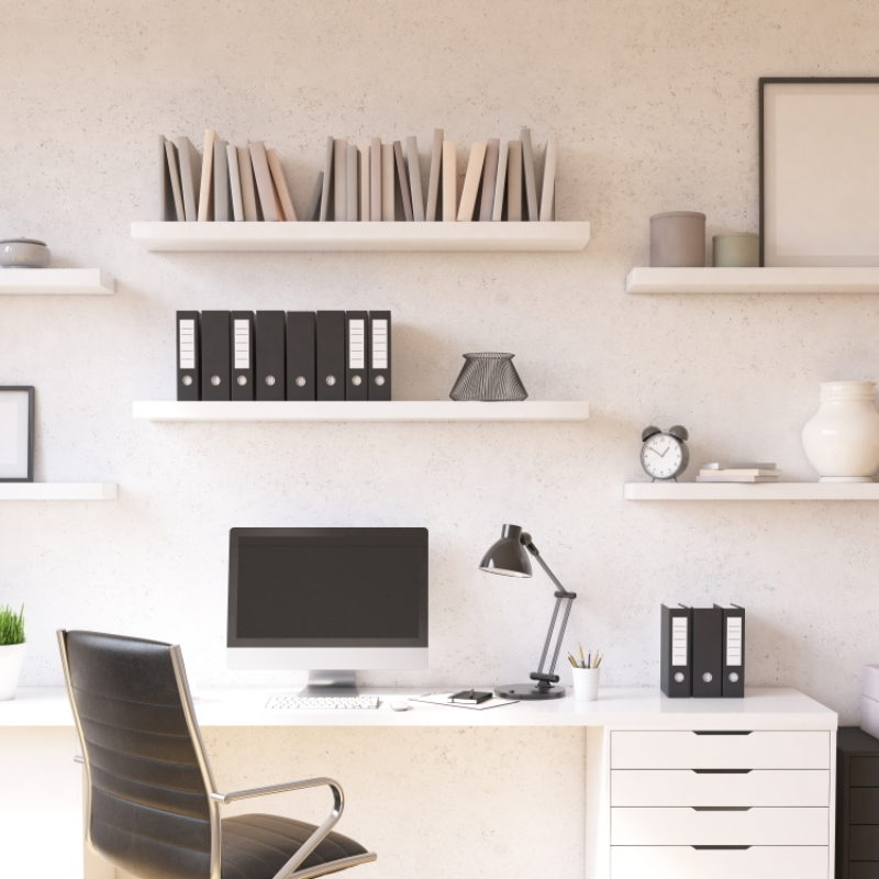 Ergonomic home working – Guides for Employers and Employees