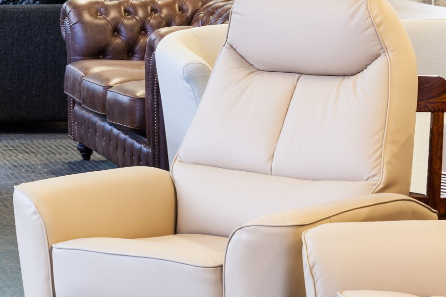 Specifying leather for furniture
