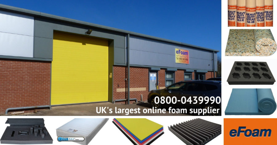 Uks Largest Online Foam Supplier