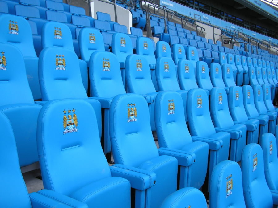 Olympian Stadium Man City