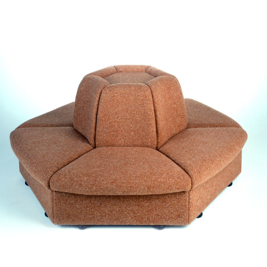 Hexagonal Sofa