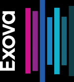Exova Primary Logo Black
