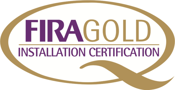 Fira Gold Installation  Transparent