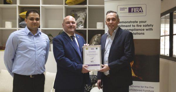 Fira Certificate New Buoyant