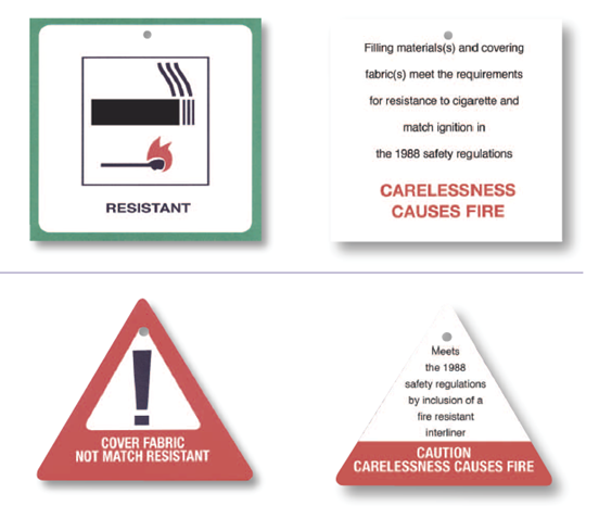upholstered furniture fire safety standards the furniture industry